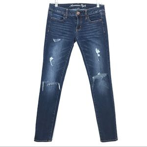 American Eagle Stretch Jegging Skinny Jeans